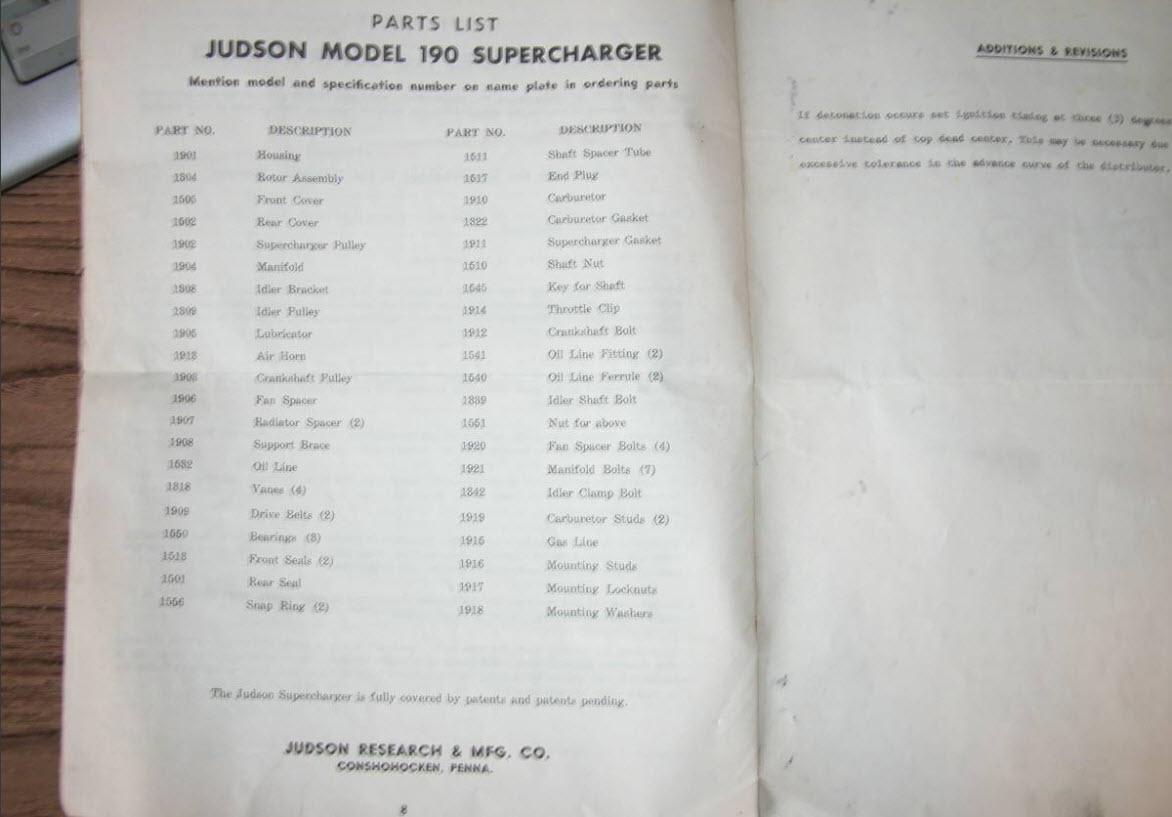 dirtyoldcars.com Judson Super For 190SL Found in Santa Cruz 3