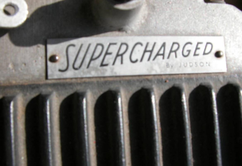 dirtyoldcars.com Judson Super For 190SL Found in Santa Cruz 6