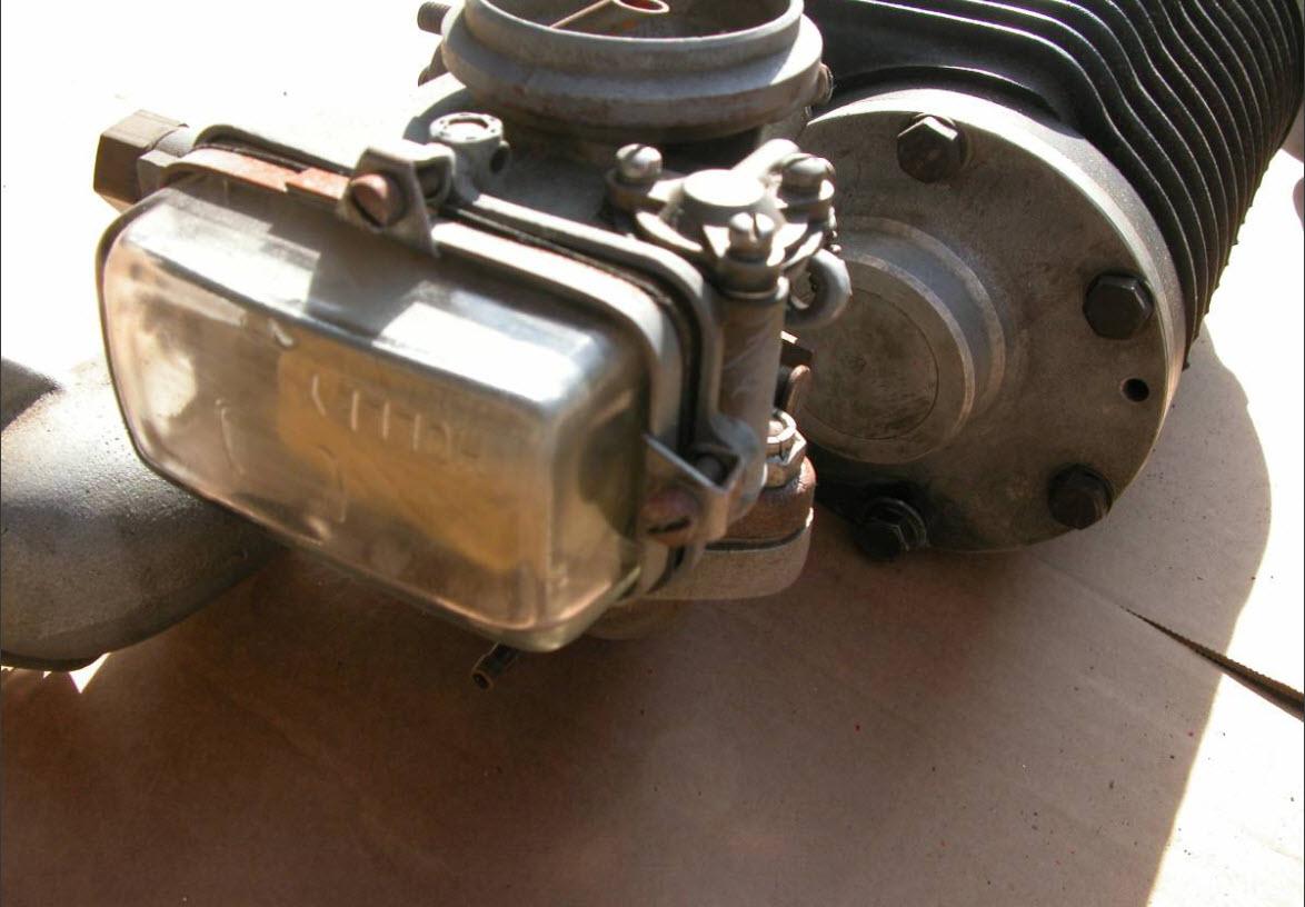 dirtyoldcars.com Judson Super For 190SL Found in Santa Cruz 8
