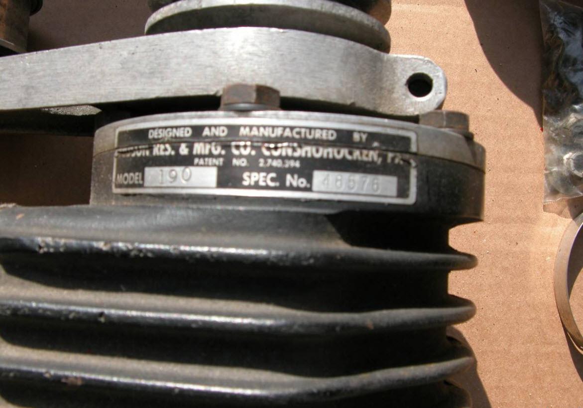 dirtyoldcars.com Judson Super For 190SL Found in Santa Cruz 9