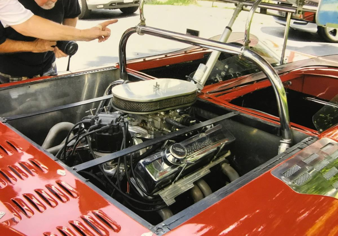 dirtyoldcars.com  1977 Kelmark Found in Arizona   6