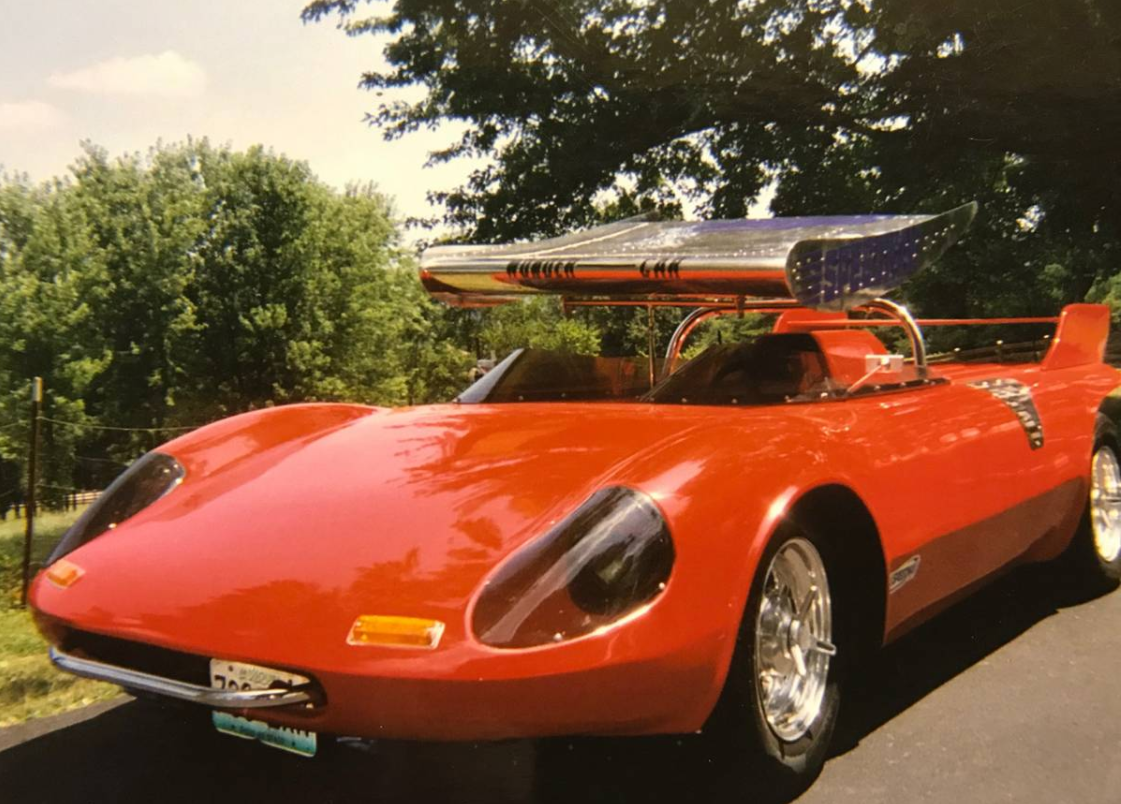 dirtyoldcars.com  1977 Kelmark Found in Arizona   5