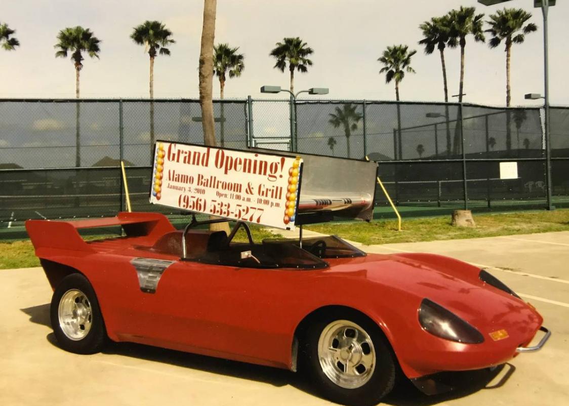 dirtyoldcars.com  1977 Kelmark Found in Arizona   1
