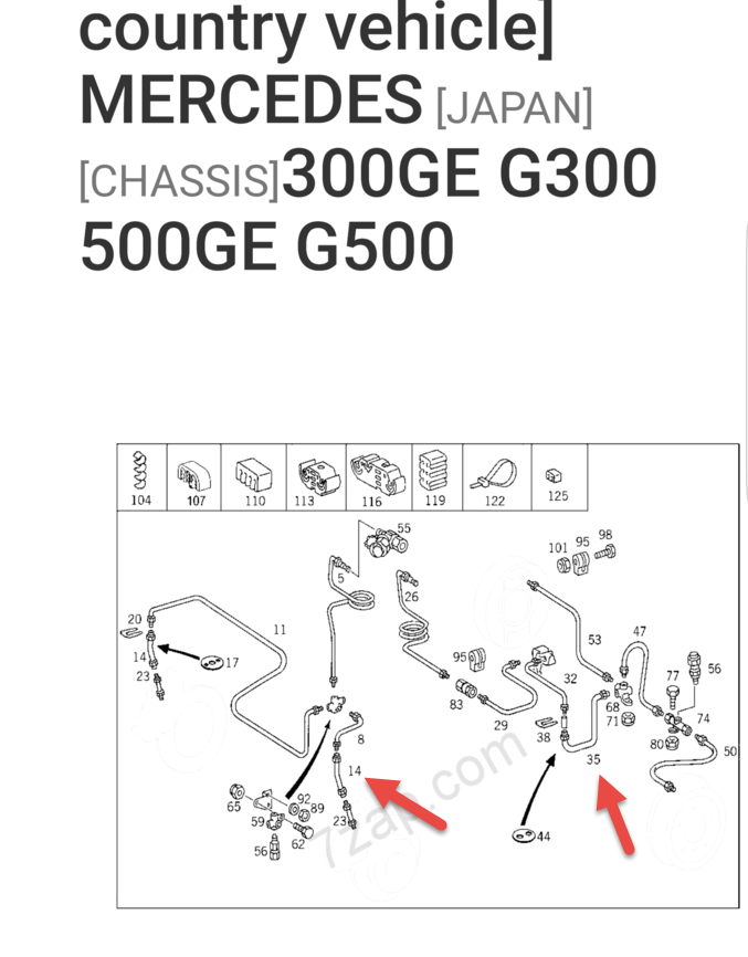31 Brake Line Diagram