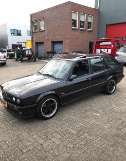 1990 BMW E30 S3 2.7L Original AC Schnitzer Touring Wagon 4