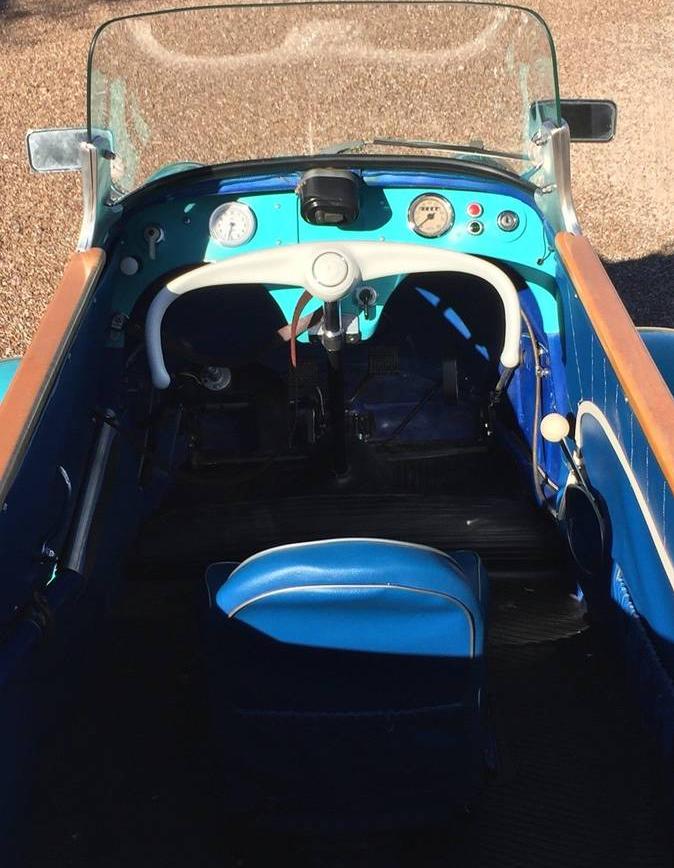 dirtyoldcars.com 1958 Messerschmitt KR200 Microcar Found in New Rochelle 1