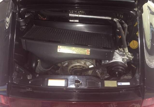 dirtyoldcars.com 1993 Porsche 964 Turbo 3.6 Found in Miami 4