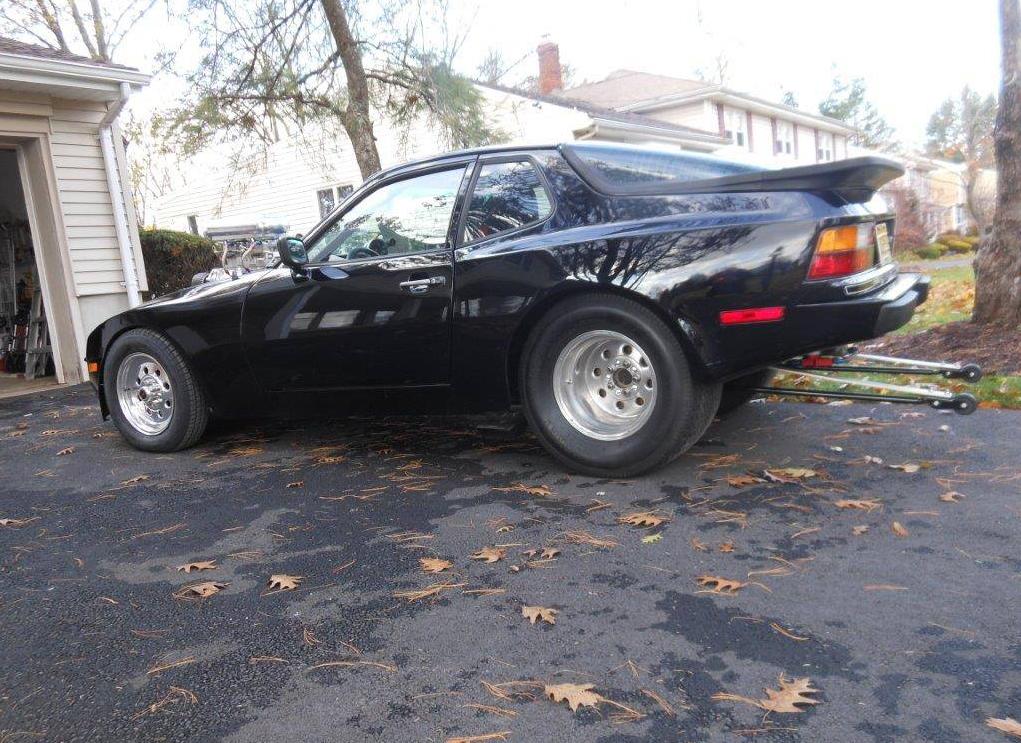dirtyoldcars.com   Porsche 944 Pro Street Found in Wayne  New Jersey   7
