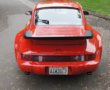 Porsche K3 Rear Over Fender Wall Art