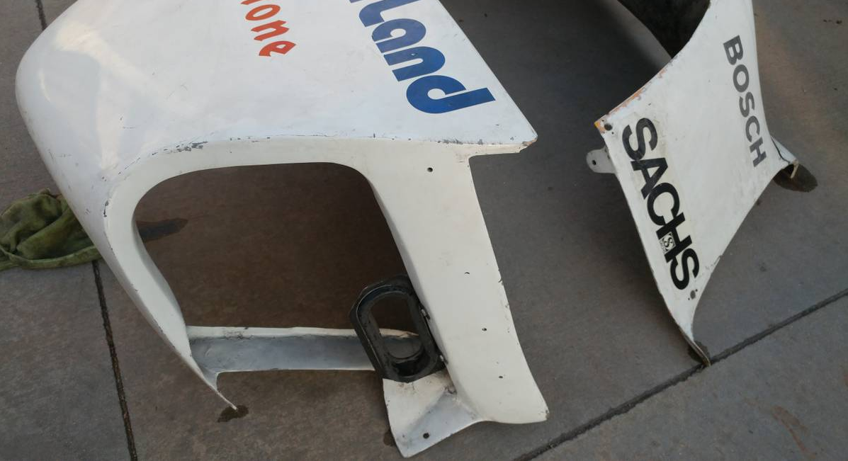 dirtyoldcars.com   Porsche K3 Rear Over Fender Wall Art  4