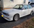 1988 BMW E30 M3 Project Found in San Francisco