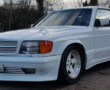 1985 Mercedes 5000SEL Gemballa Found in Las Vegas
