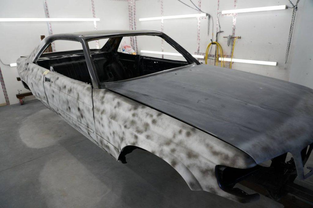 dirtyoldcars.com  1991 560 SEC FACTORY WIDEBODY  california  1