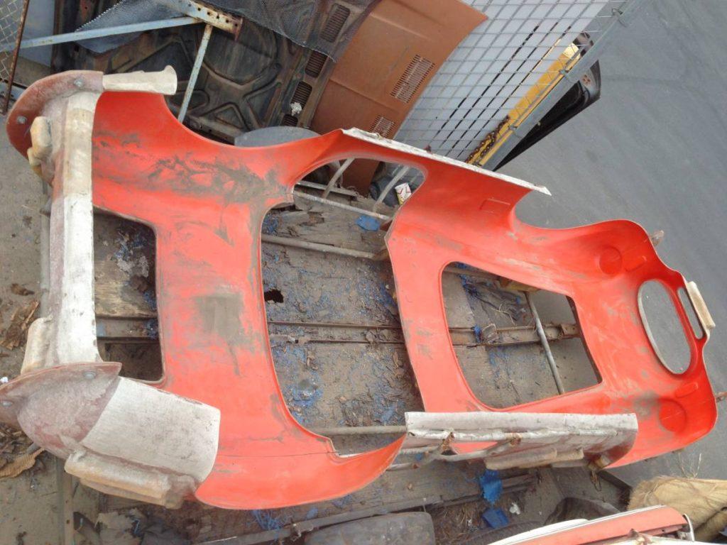 dirtyoldcars.com  AC Cobra Mold  12