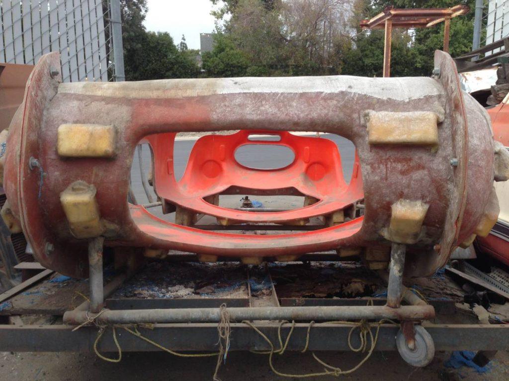 dirtyoldcars.com  AC Cobra Mold  2