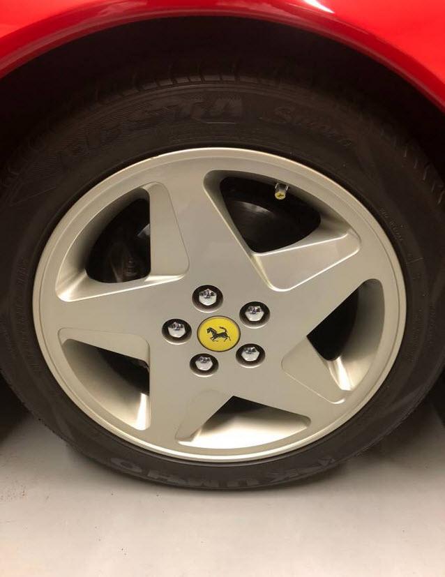 dirtyoldcarscom  1990 Ferrari 348tb las vegas   3
