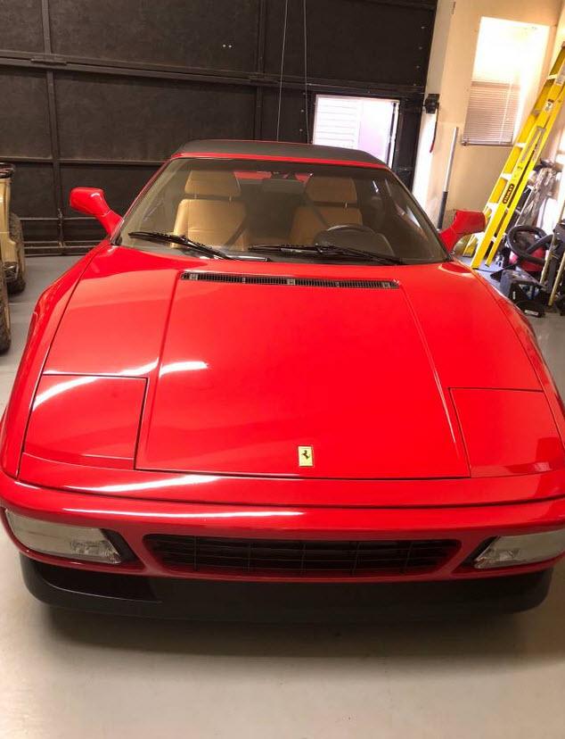 dirtyoldcarscom  1990 Ferrari 348tb las vegas   4
