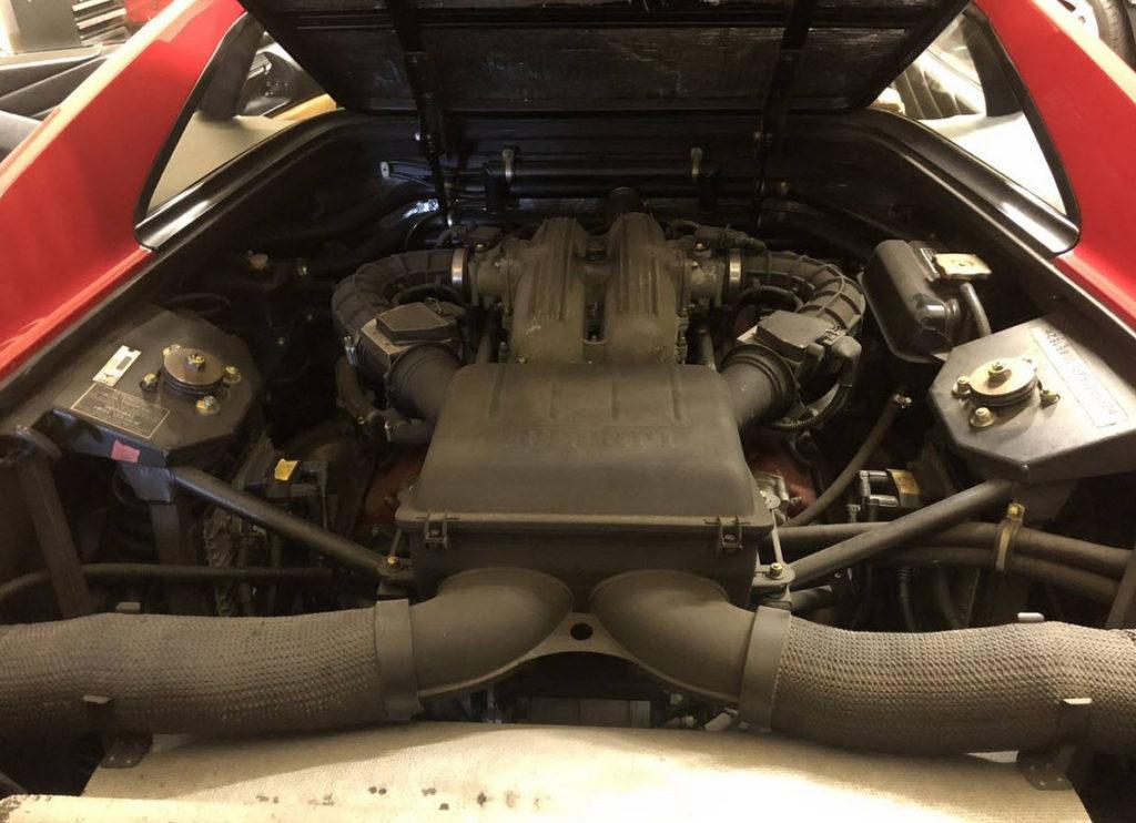 dirtyoldcarscom  1990 Ferrari 348tb las vegas   5