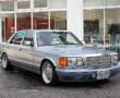 1987 Mercedes 560SEC Found in Georgia