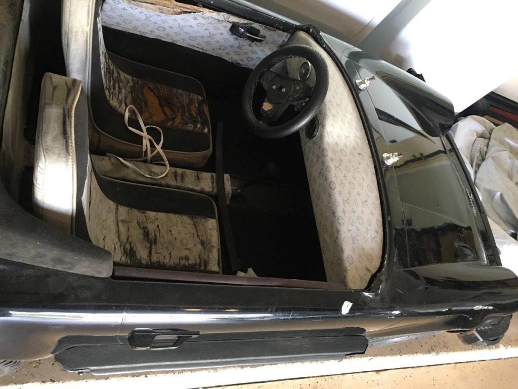 dirtyoldcars.com  Porsche Junior go cart los angeles  3