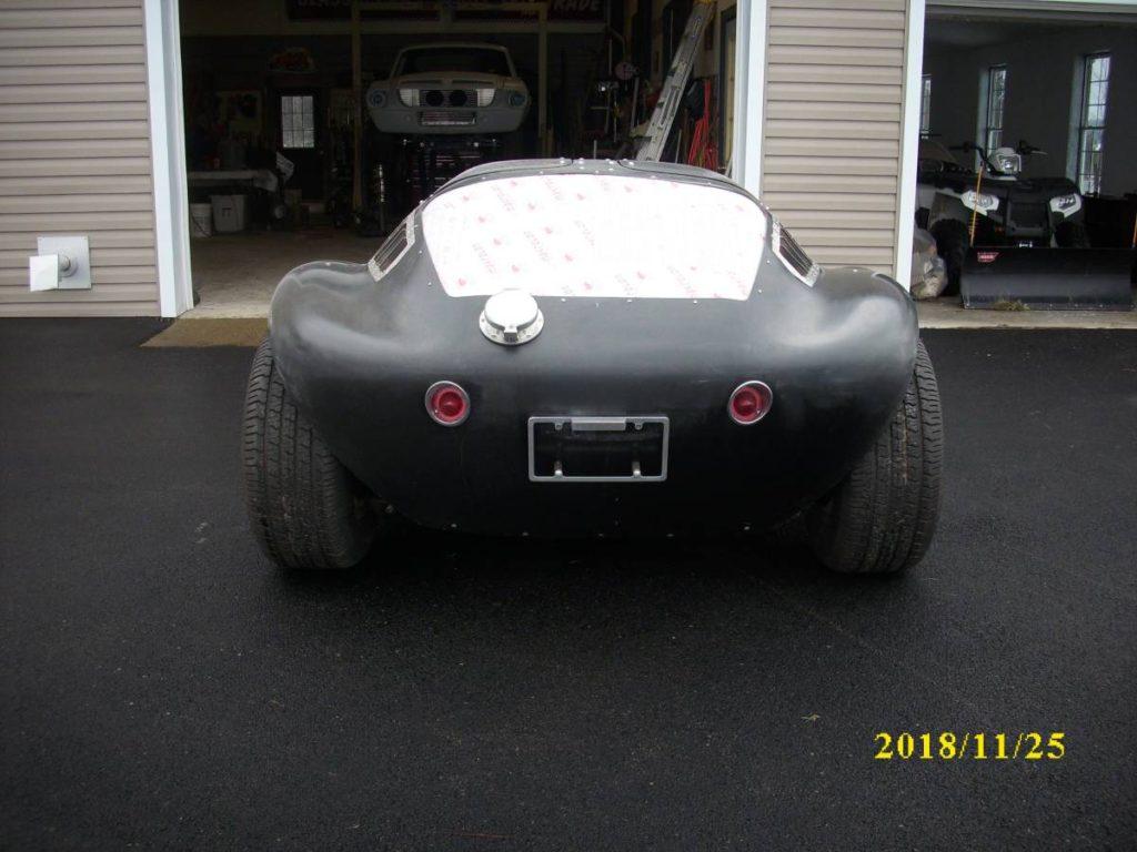 dirtyoldcars.com  cheetah kit car  corvette chassis New York  6