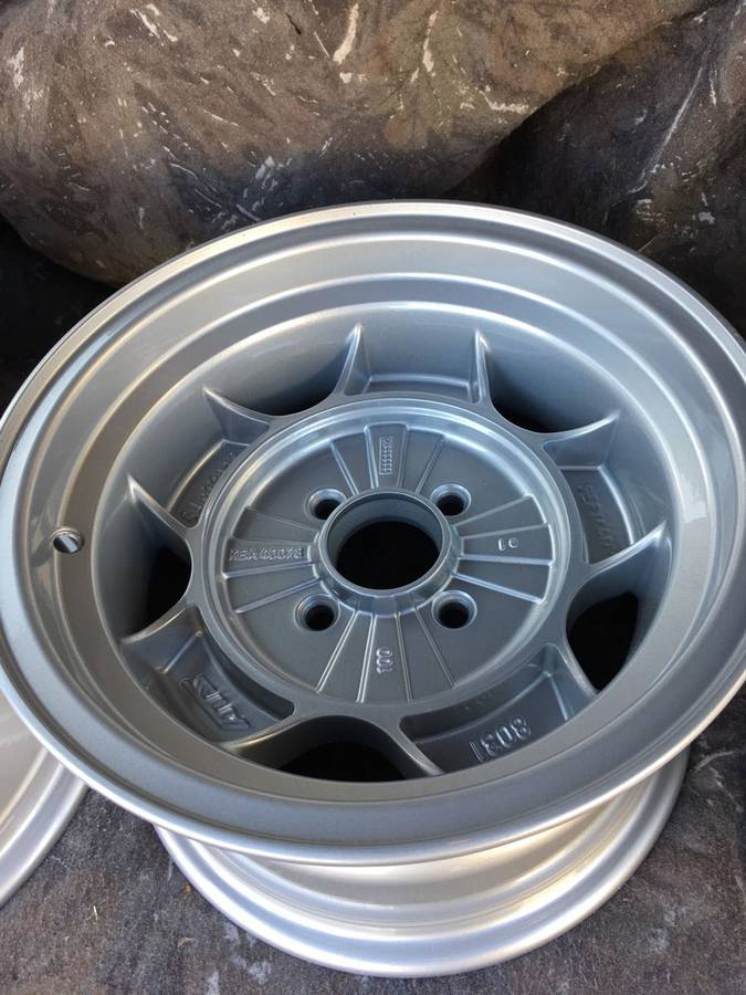 "dirtyoldcars.com  1968 1970 1974 BMW 2002 2002tii 13"" ATS rims  13 x 8 los angeles  3"