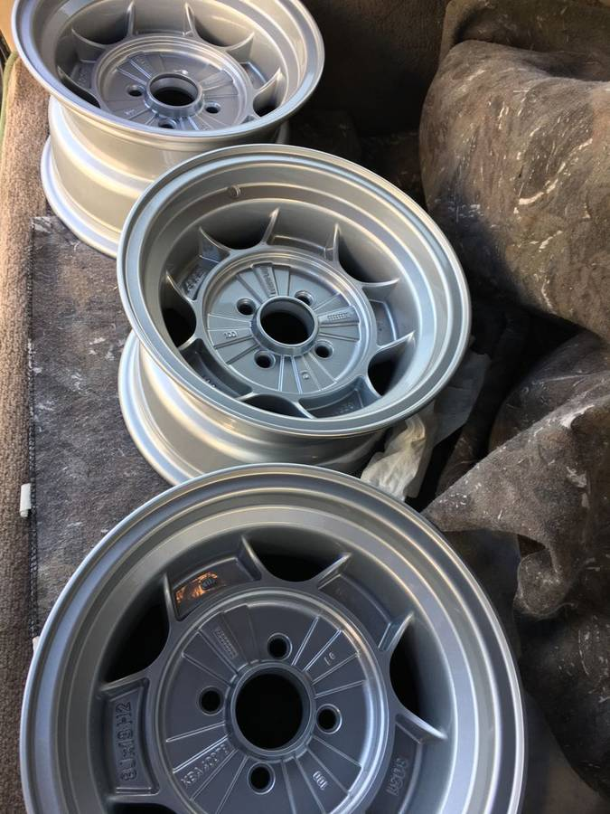 "dirtyoldcars.com  1968 1970 1974 BMW 2002 2002tii 13"" ATS rims  13 x 8 los angeles  4"