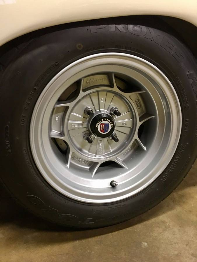 "dirtyoldcars.com  1968 1970 1974 BMW 2002 2002tii 13"" ATS rims  13 x 8 los angeles  1"