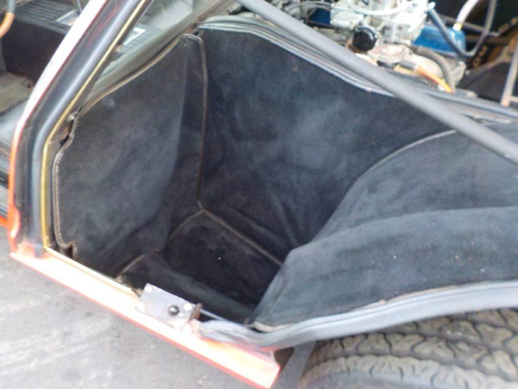 dirtyoldcars.com  1970 detomaso mangusta  new york 249k    10