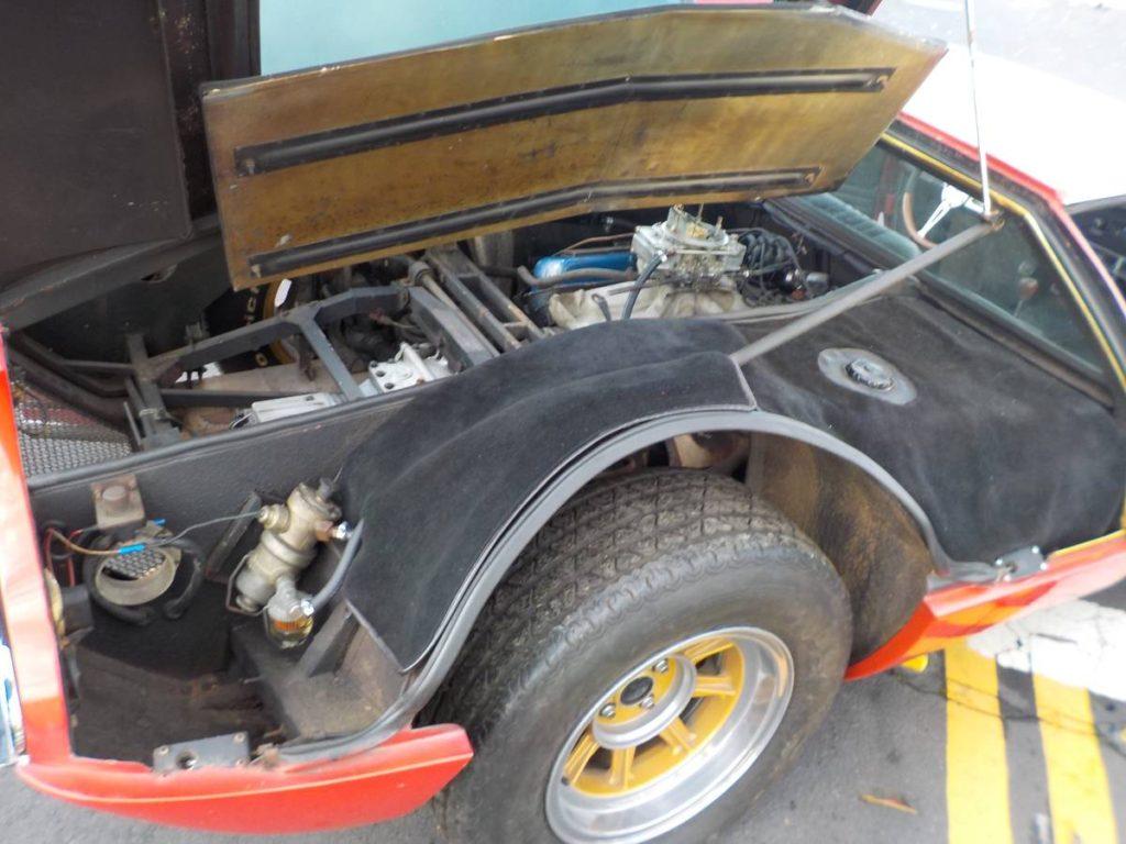 dirtyoldcars.com  1970 detomaso mangusta  new york 249k    16