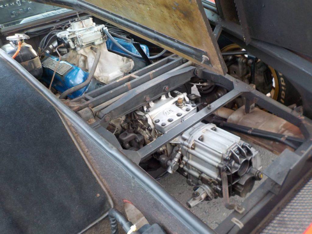 dirtyoldcars.com  1970 detomaso mangusta  new york 249k    15