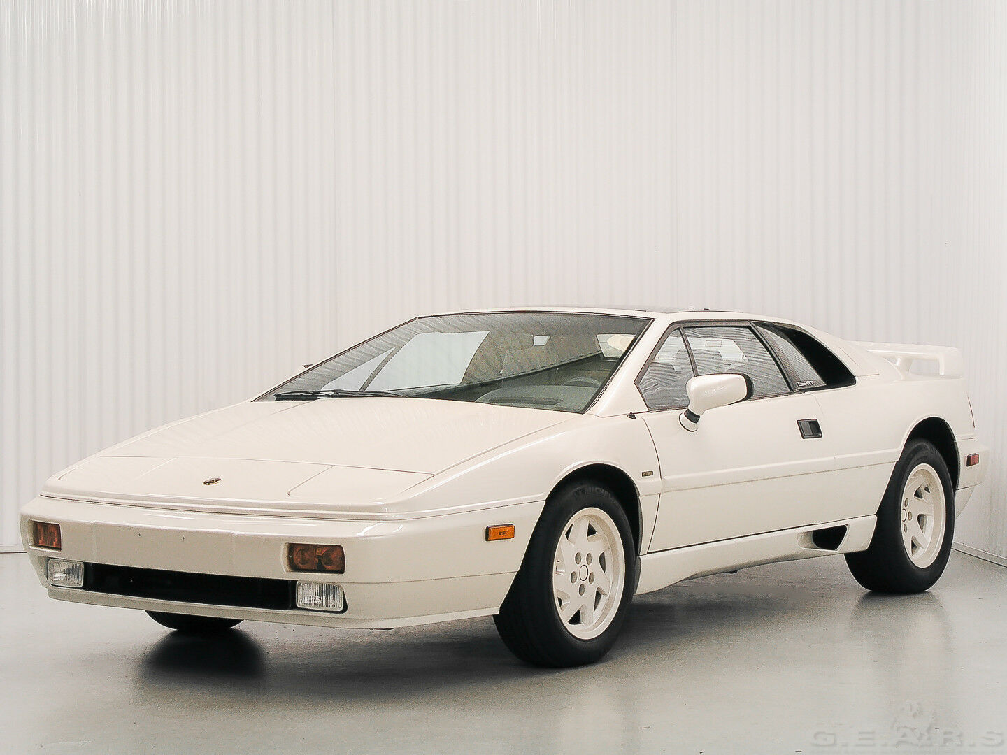 1988 Lotus Esprit Turbo Anniversary 77 of 88 Georgia 8