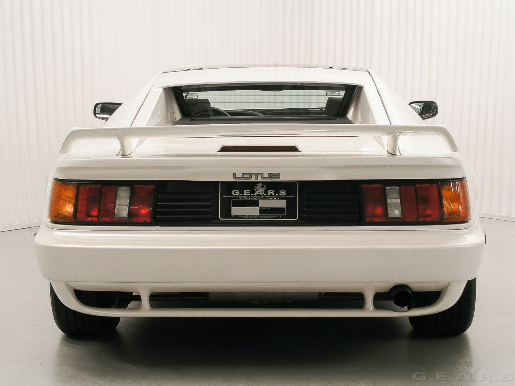 1988 Lotus Esprit Turbo Anniversary 77 of 88 Georgia   4