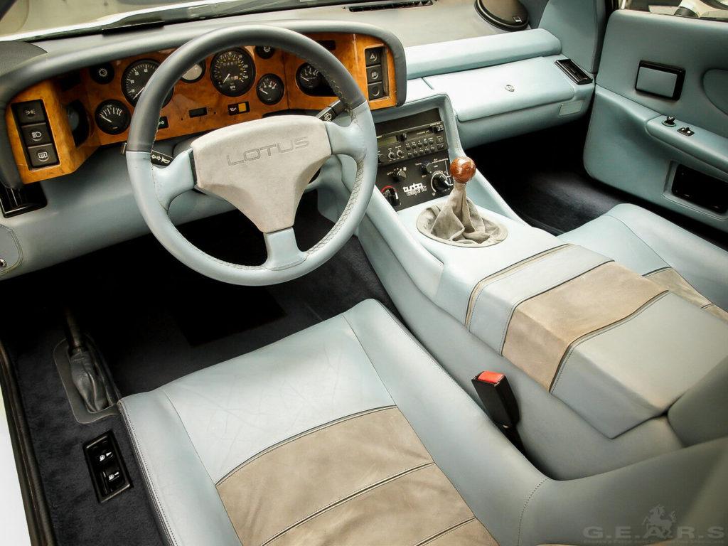 1988 Lotus Esprit Turbo Anniversary 77 of 88 Georgia   1