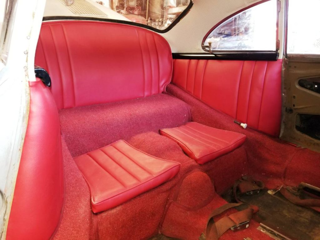 dirtyoldcars.com  Porsche 356A 1958 oroville  california   2