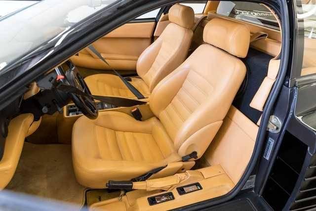 dirtyoldcars.com   1995 ferrari 512M black  tan  39k miles   2