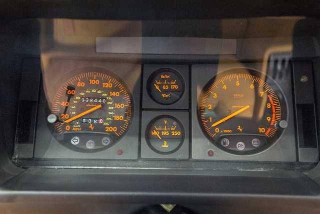 dirtyoldcars.com   1995 ferrari 512M black  tan  39k miles   1