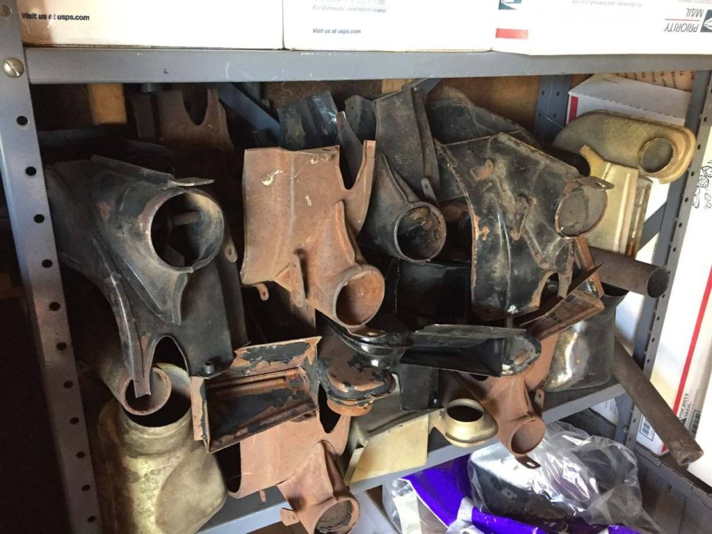 dirtyoldcars.com   Porsche Parts Lot For Sale  15k   Los Angeles   15