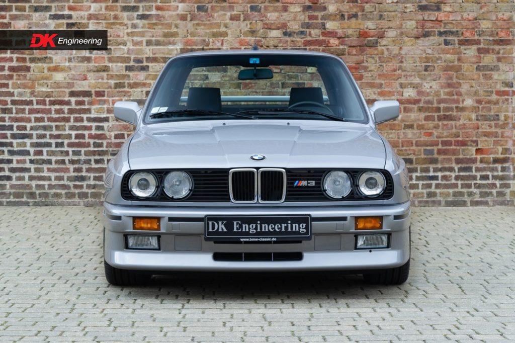 dirtyoldcars.com  Factory Restored 1987 BMW E30 M3   3