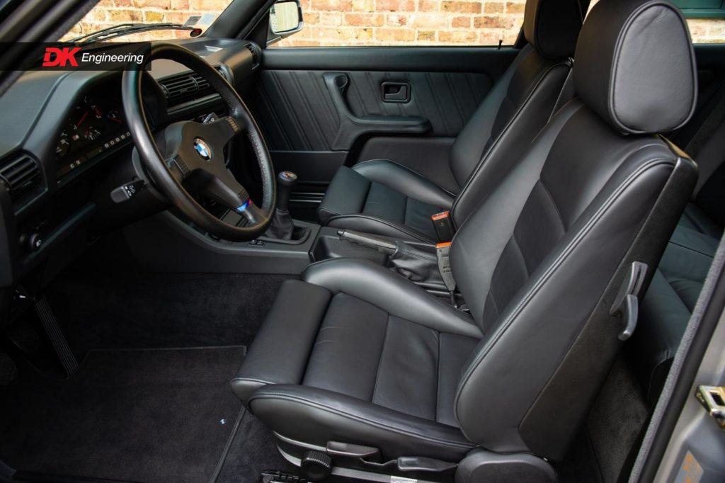dirtyoldcars.com  Factory Restored 1987 BMW E30 M3   7