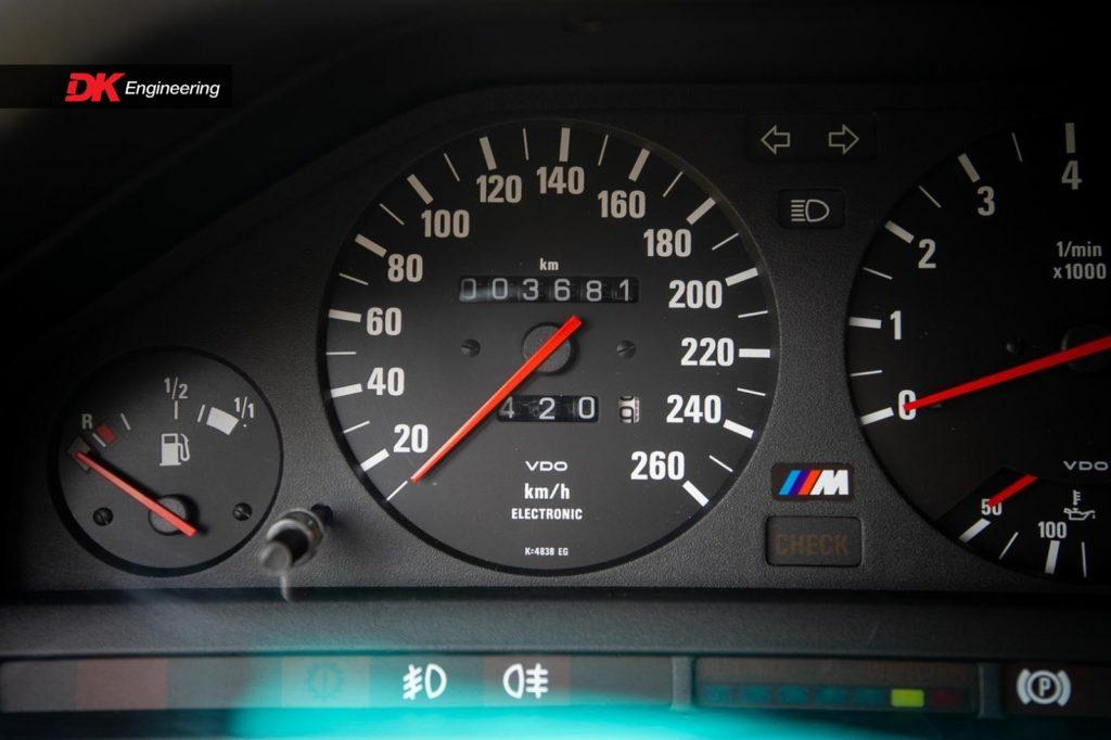 dirtyoldcars.com  Factory Restored 1987 BMW E30 M3   6