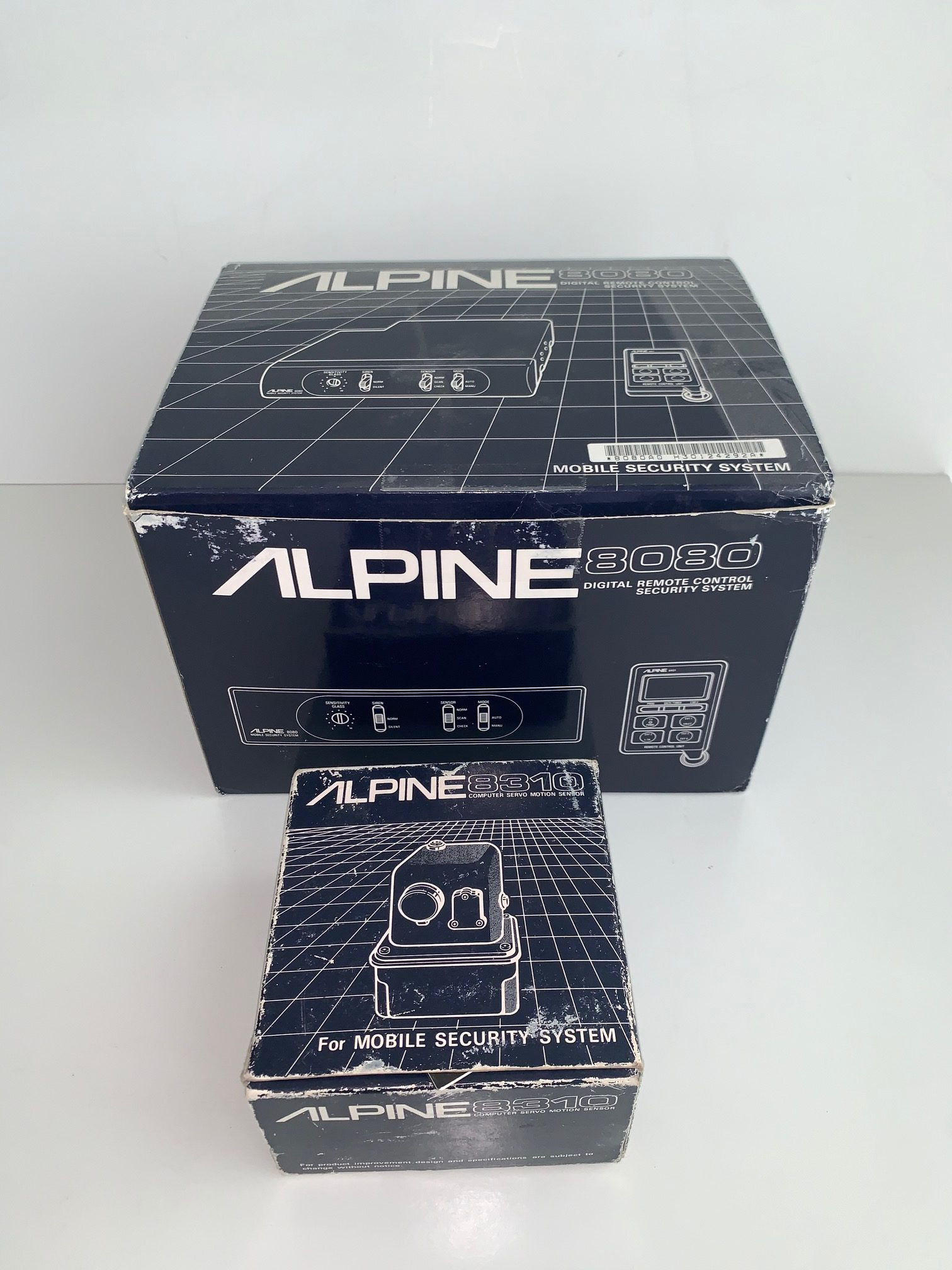 alpine 8080 alarm system   dirty old cars  dirty old cars